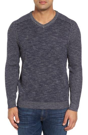 Men's Big & Tall Tommy Bahama Gran Rey Flip Reversible Cotton & Wool Sweater