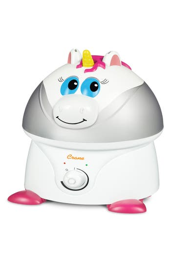 Infant Crane Air Unicorn Ultrasonic Cool-Mist Humidifier, Size One Size - White