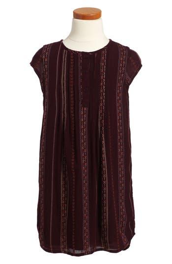 Girl's Tucker + Tate Pintuck Dress