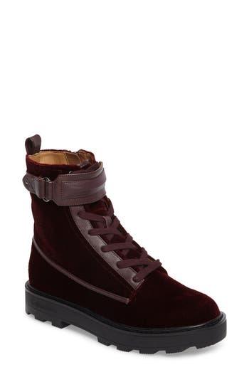 Calvin Klein Vanora Boot, Burgundy