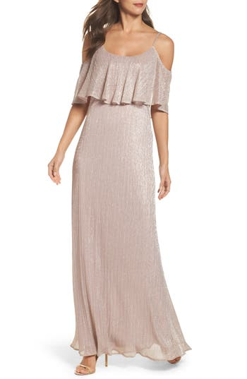 Women's Show Me Your Mumu Caitlin Ruffle Maxi Dress