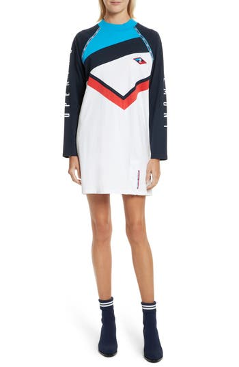 Opening Ceremony Alpha Dress, White