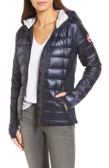 Women's Canada Goose 'Hybridge Lite' Slim Fit Hooded Packable Down Jacket