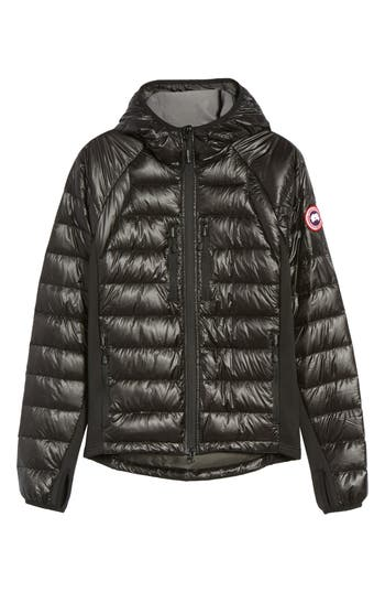 Men's Canada Goose 'Hybridge™ Lite Hoody' Slim Fit Packable Jacket