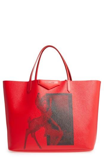 Givenchy Antigona Coated Canvas Shopper Tote Bag 271ac1029