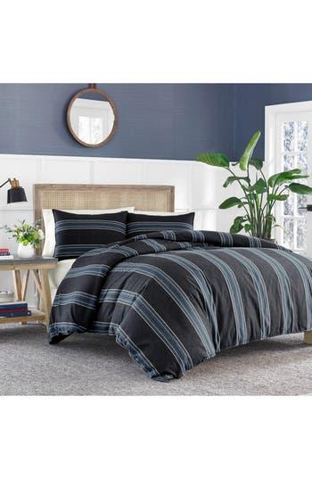 Nautica Lockridge Comforter & Sham Set, Size Full/Queen - Blue