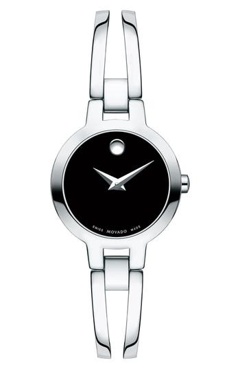 Women's Movado Amorosa Bangle Watch, 24Mm