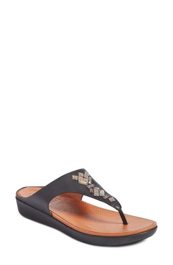 Fitflop Banda Sandal, Black