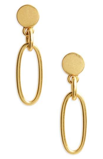 Women's Madewell Chain Drop Earrings