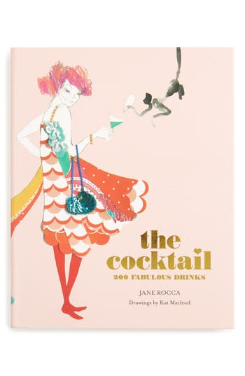 The Cocktail: 200 Fabulous Drinks Book, Size One Size - Pink