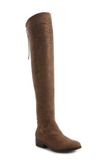 Sole Society Ravenna Over The Knee Boot, Grey