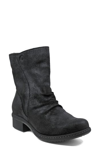 Bogs Auburn Waterproof Boot- Black