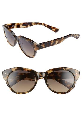 Salt 5m Cat Eye Polarized Sunglasses - Yellow Jacket