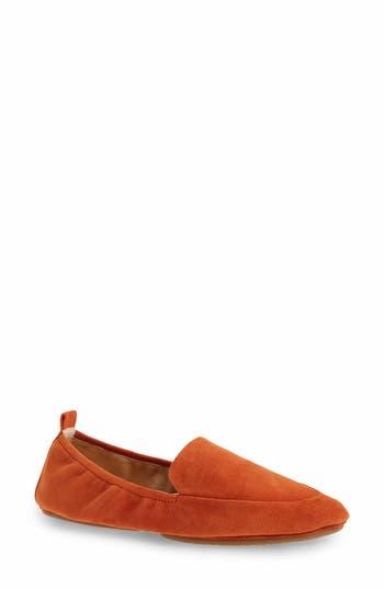 Yosi Samra Skyler Foldable Flat, Orange