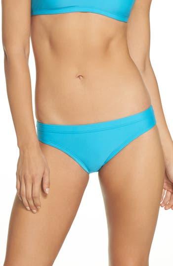 Nike Sport Bikini Bottoms, Blue