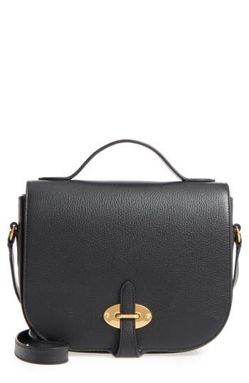 d81f818e93b5 Mulberry Tenby Calfskin Leather Crossbody Bag - Black