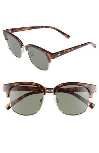 Le Specs Recognition 5m Sunglasses - Dark Tortoise