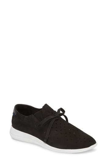 T Tahari Freeport Sneaker- Black