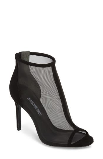 Charles David Court Mesh Bootie, Black