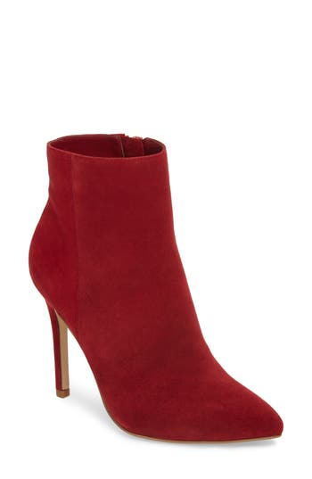 Charles By Charles David Delicious Bootie, Red