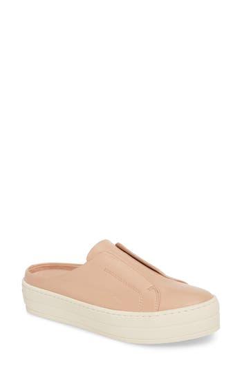 Jslides Hara Sneaker Mule- Pink