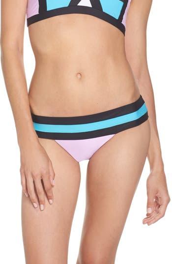 Pilyq Banded Bikini Bottoms