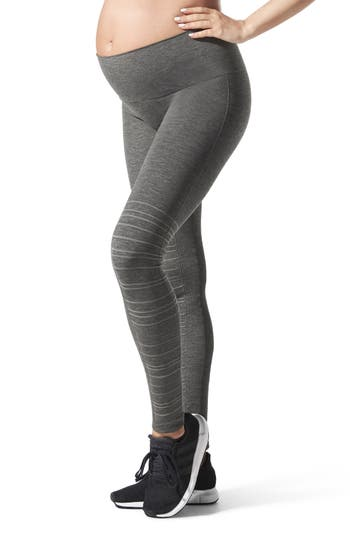 Blanqi Sportsupport Hipster Cuffed Support Maternity/postpartum Leggings