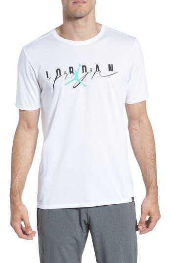 Nike Jordan Flight Mash-Up T-Shirt, White
