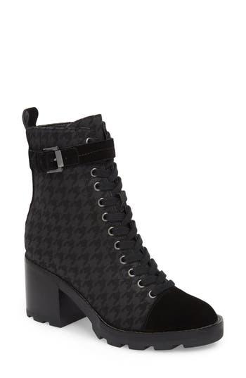 Marc Fisher Ltd Waren Ii Combat Boot, Black