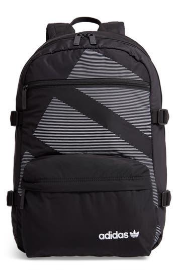 Adidas Originals Eqt Backpack - Black