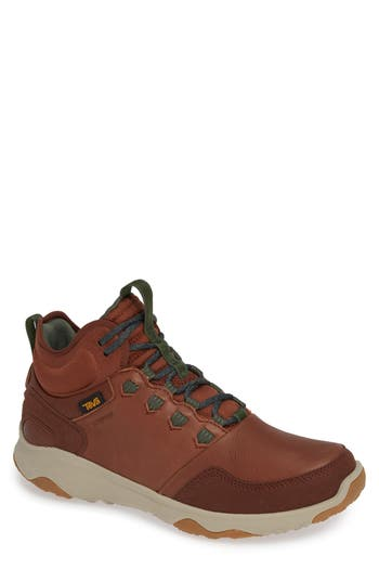 Teva Arrowood 2 Mid Waterproof Sneaker Boot, Brown