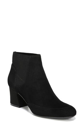 Naturalizer Danica Ankle Bootie- Black