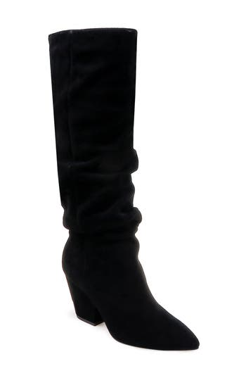 Splendid Clayton Slouchy Boot, Black