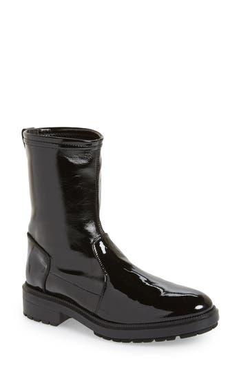 Aquatalia Leoda Ankle Boot- Black