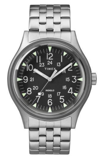 Timex Mk1 Bracelet Watch, 40Mm
