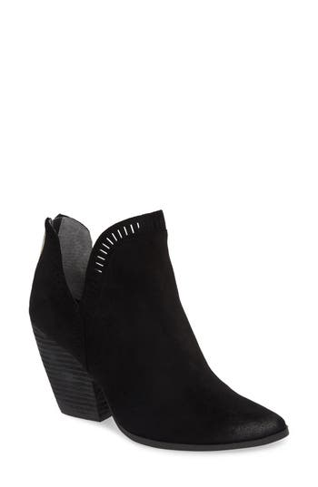 Charles By Charles David Nicola Bootie, Black