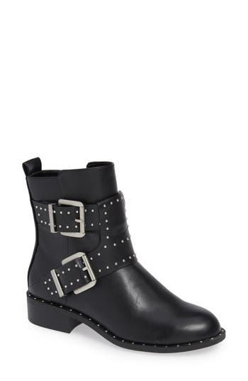 Charles By Charles David Tupper Moto Boot, Black