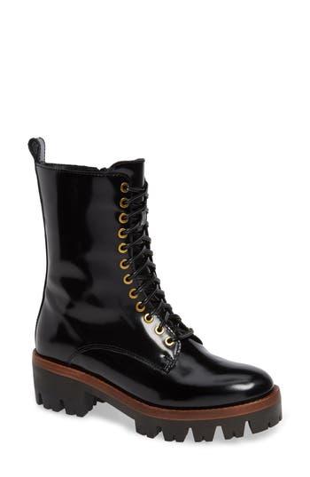 Jeffrey Campbell Wiltmore Boot- Black