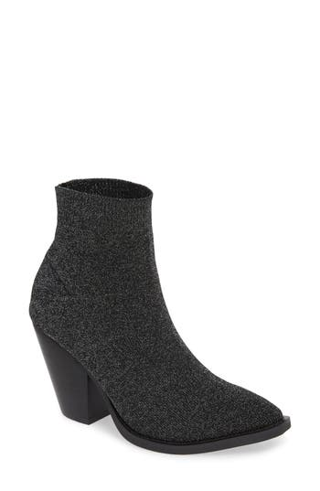 Jane And The Shoe Kalista Bootie- Black