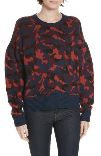 Joie Brycen Merino Wool Sweater, Blue