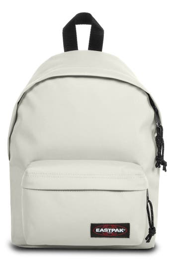 Eastpack Orbit Canvas Backpack - White