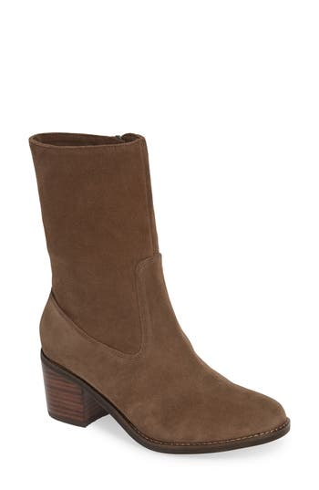 Gentle Souls By Kenneth Cole Verona Bootie, Brown