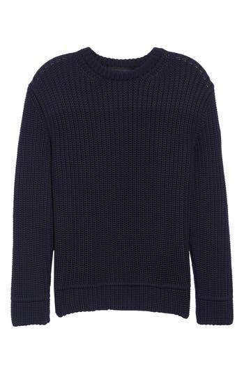 Canada Goose Galloway Merino Wool Sweater, Blue
