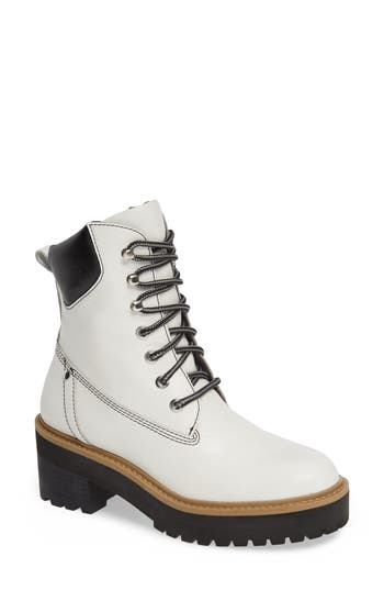 Linea Paolo Tanner Bootie, Metallic