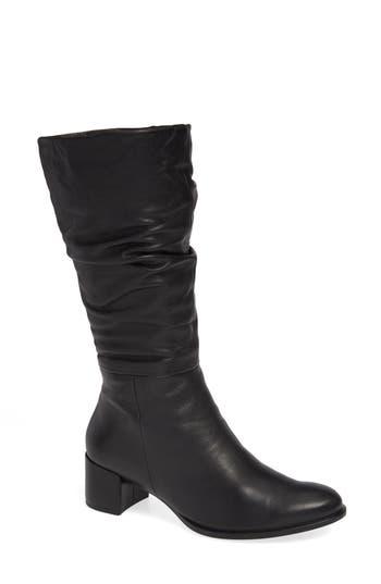 Ecco Shape 35 Slouch Boot, Black