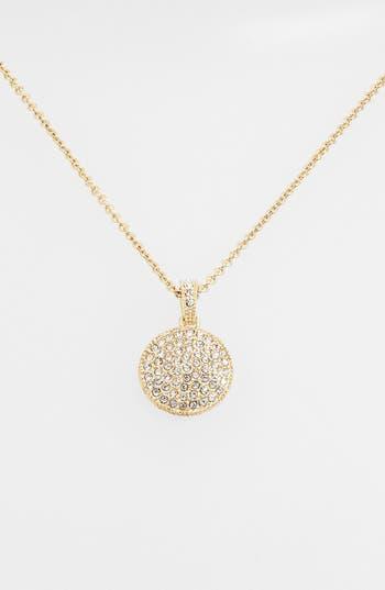 Women's Judith Jack Reversible Pavé Pendant Necklace