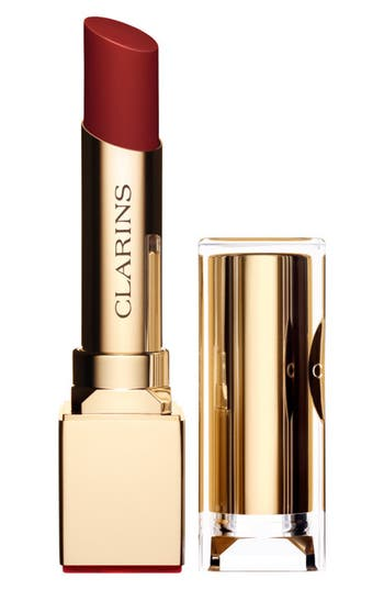 Clarins 'Rouge Eclat' Lipstick - Red Paprika