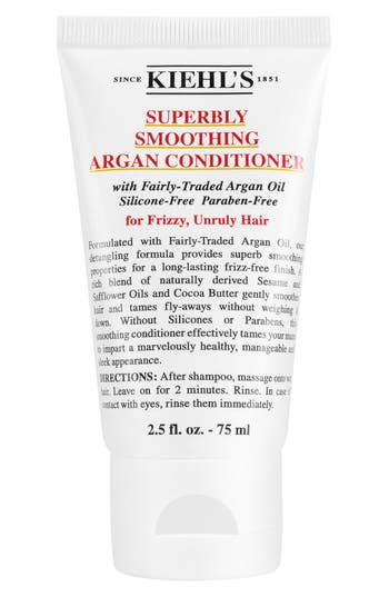 Kiehl's Since 1851 'Superbly Smoothing' Argan Conditioner, Size