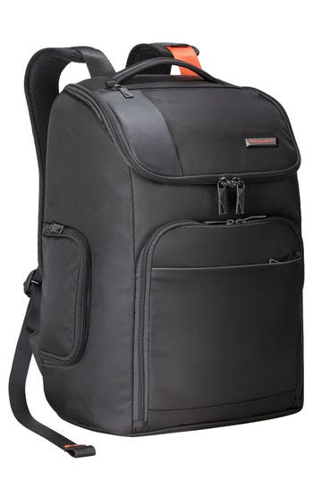 Men's Briggs & Riley 'Verb - Advance' Water & Wear Resistant Ballistic Nylon Backpack -