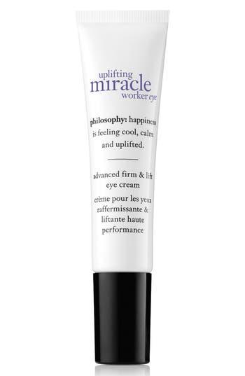 Philosophy 'Uplifting Miracle Worker' Eye Cream